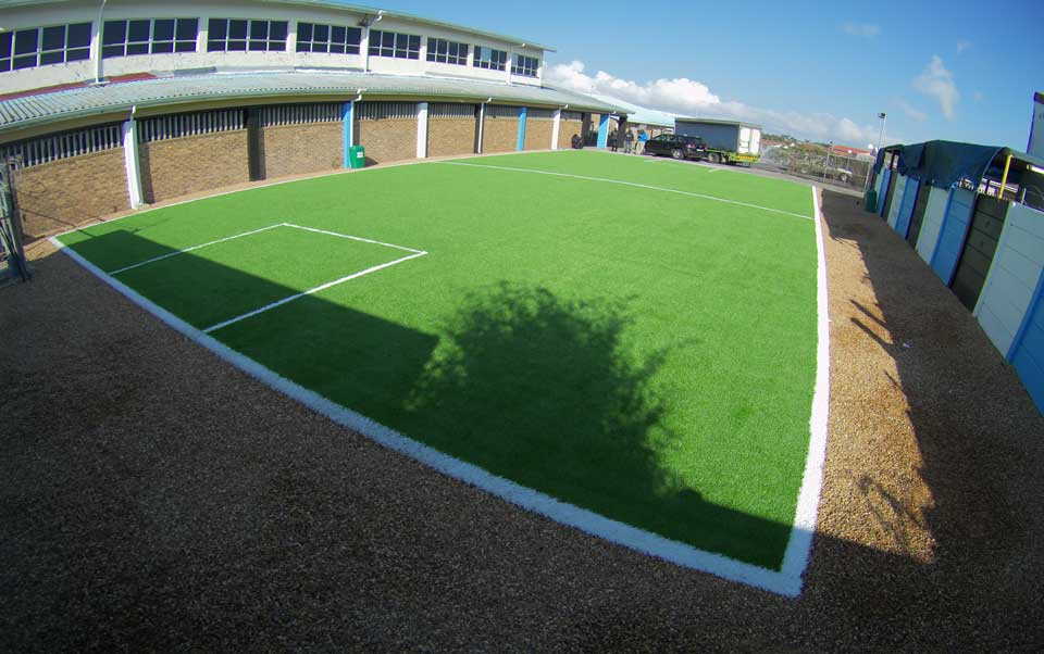 Sports Astroturf Maintenance
