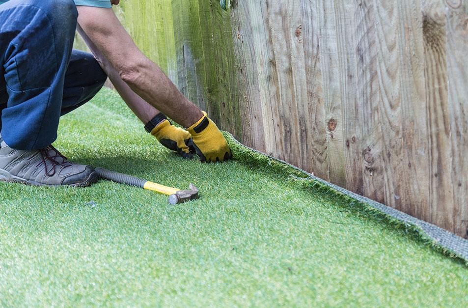 tuscan artificial grass maintenance